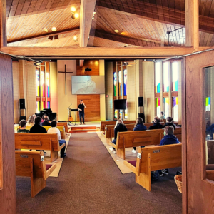 Chancel Renovation