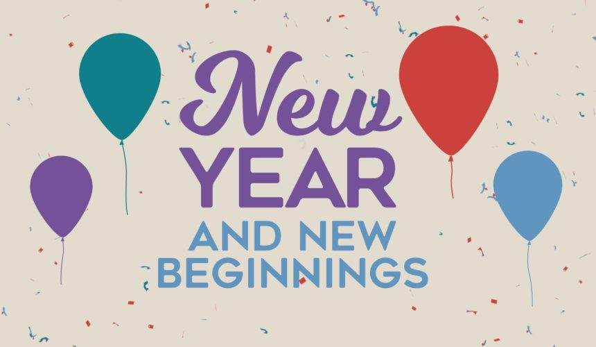 New Year & New Beginnings (Part 1): Predestined