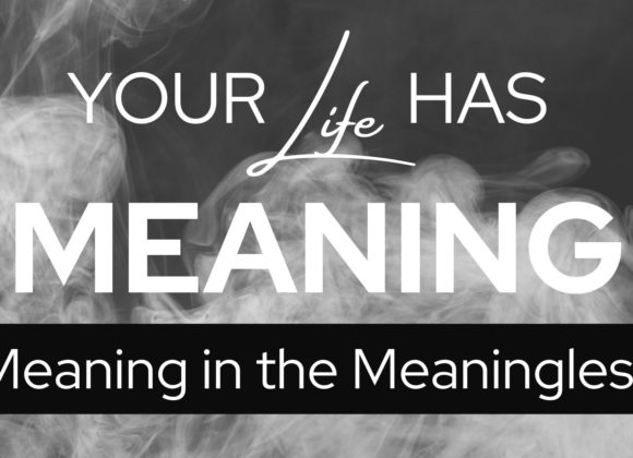 Meaning in the Meaningless